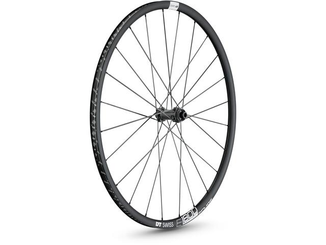 """DT Swiss E 1800 Spline 23 DB Front Wheel Tyre 29"""" Alu CL 100/12mm TA, black"""